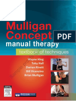 The Mulligan Concept of Manual Therapy 9780729541596 Hing Samplechapter