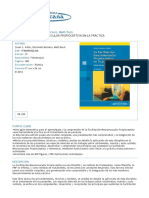 La Facilitación Neuromuscular Propioceptiva en La Práctica
