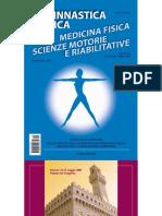 La Ginnastica Medica N. 3 - Società Italiana Di G.medica, 2008 (Scoliosi, S. Pivetta)