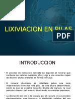 LIXIVIACION EN PILAS.pptx ING ARAUJO - BARRICK.pptx