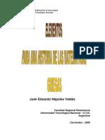 Napoles Valdes Juan Eduardo - Elementos Para Una Historia De Las Matematicas Griegas.pdf