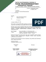 Surat Audiensi PDM