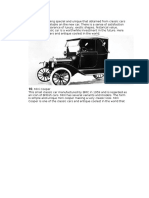 Mobil Langka