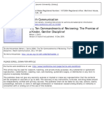 Dutta_Ten Commandments of Reviewing (1)