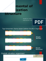 Structural Design for Organizations