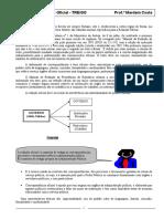 Apostila Redação Oficial TRE 2008
