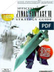 215027679 Final Fantasy 7 Official Strategy Guide