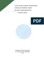 6. Kursil Refreshing Penyegaran Pengenalan Pesawat Udara Tingkat Basic