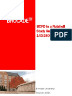 Brocade Bcfd Nutshell Certification Study Tools