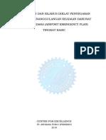 5. Kursil Refreshing Rencana Penanggulangan Keadaan Darurat Bandara Tingkat Basic