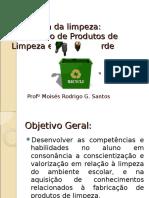 A química da limpeza - compatibilidade.ppt