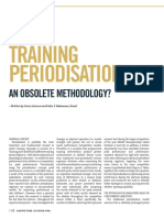 Training Periodization - An Obsolete Methodology