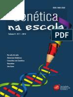 Genética Na Escola 1 2014