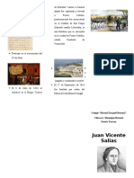 Tríptico Juan Vicente Salias