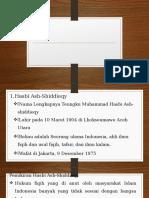 perkembangan pemikiran fiqih di indonesia