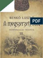 Benko Laszlo 3 Megszerzett Fold