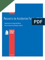 Accident Es Fatales 2010