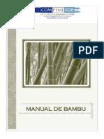 000006- Curso Sobre Industrialización de Bamb ú - Manual