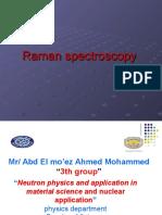 Raman Presentation2