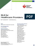 Bls Healthcare Providers