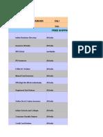 Indian Database New