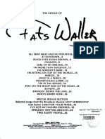 76780037 Fats Waller Pianosolos