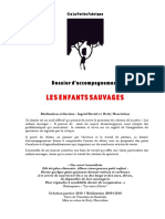Dossier Accompagnement Enfants Sauvages