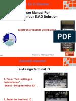 Salik Ingenico Device Manual