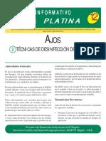 AJOS-Ténicas de Desinfección de Semillas