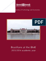Brazilians at the BME - 2013-2014 Academic Year