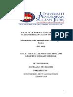 Smart School Report