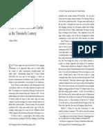 Seán Ó Tuama and Irish Gaelic in the Twentieth Century