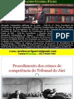 1ª Fase Do Juri - Iudicium Acusationes (Juízo de Acusação)