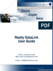 Realty DataLink Guide