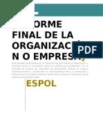 For-uvs-15 Informe Final Practicas Organización o Empresa v1 2015-09-23(1)