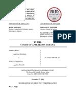 Joshua Beal criminal conviction