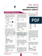Fisca-movimiento Armonico Simple