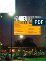 GE Lighting Systems Area Lighting Catalog 1967