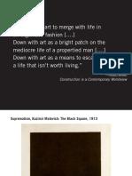 LectureW3 Constructivism