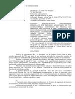 Acordão TCU 009.203-2006-3