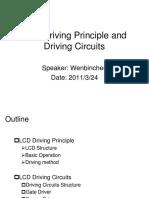 LCD Driving Principle Ckt
