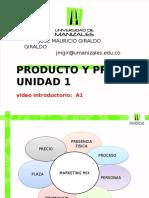 Unidad 1producto y Precio Final