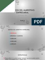 GME Sesion 04 y 05 -Estrategias Matrices