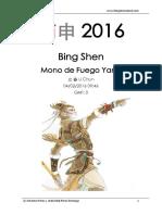 TaiSui SuiPo 3Sha JiaZi2016