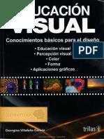 Georgina Villafaña - EDUCACION VISUAL (Conceptos Basicos Diseñadores)