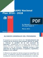 Presentación Samu Marzo 2015