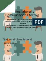 clima y comunicación efectiva.pptx