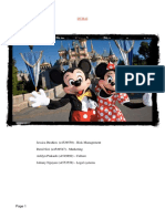 Disney Group Report