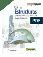 Analisis de Estructuras Mccormac 4ta Edi