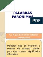 paronimas